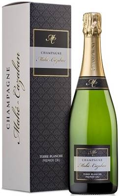 Champagne Mahé Cazaban - Champagne - Terre Blanche bio Brut