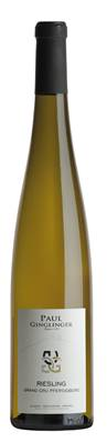 Domaine Paul Ginglinger -  Alsace Riesling - Riesling Grand Cru Pfersigberg 2017